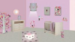 chambre de bébé pour mon fils