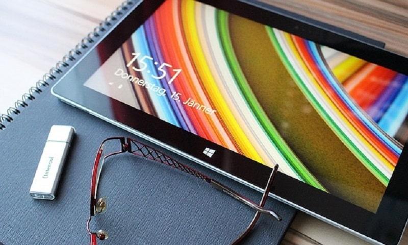 Comment utiliser une clé usb sur une tablette