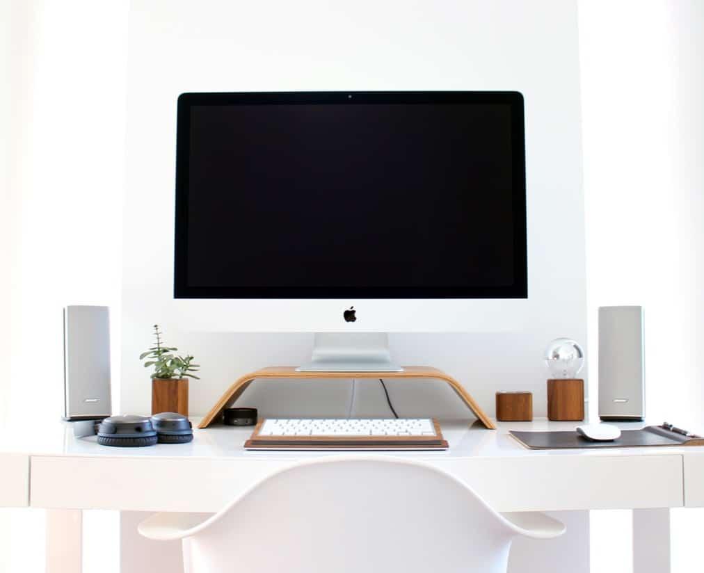 Equiper son bureau après location